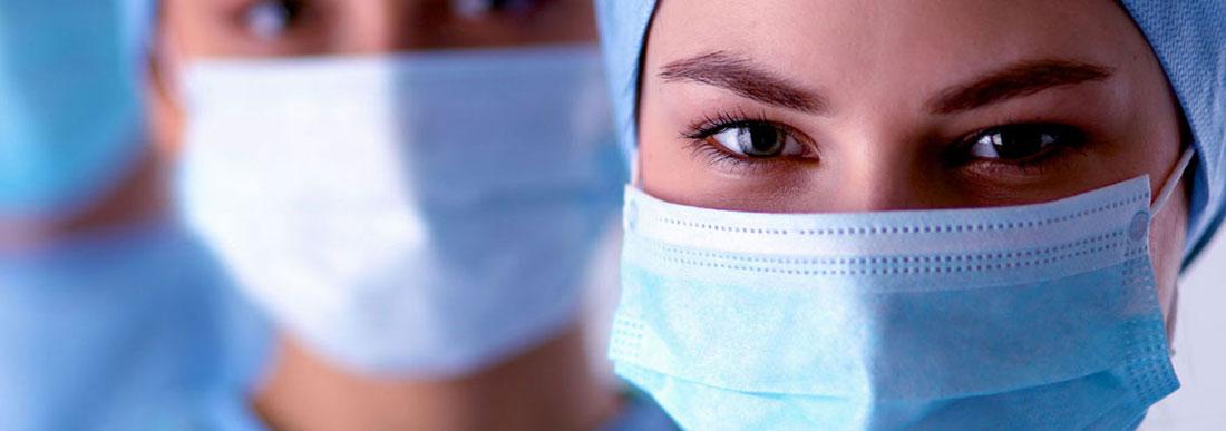 Маски медицинские - эффективные средства индивидуальной защиты